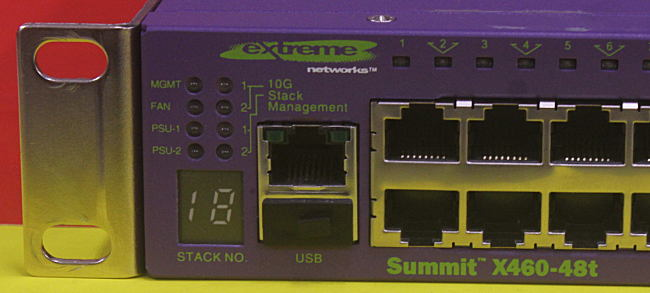 Extreme Networks Summit 400 48t Manual