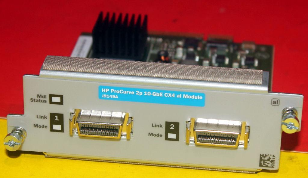 J9008A HP HPE ProCurve 10GbE SFP al Module for ProCurve Switch 2910al Series
