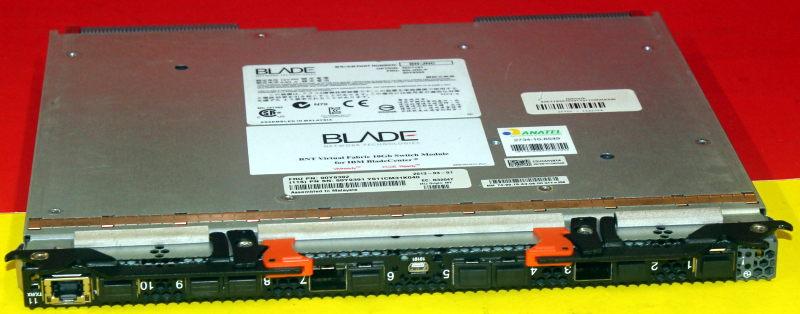 IBM BladeCenter Virtual Fabric 10Gb Switch Module 90Y9392 90Y9391 46C7191 Blade