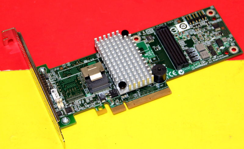 LSI 9260CV-4i MegaRAID SAS Driver for PC