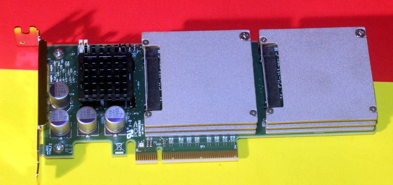 Details about Sun Oracle F80 7069200 7107092 800GB Solid State LSI Nytro  WarpDrive BLP4-800